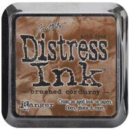 TDPK-40422-1 Штемпельная подушка DISTRESS MINI,  Tim Holtz, 1 шт. Brushed Corduroy - матовый вельвет